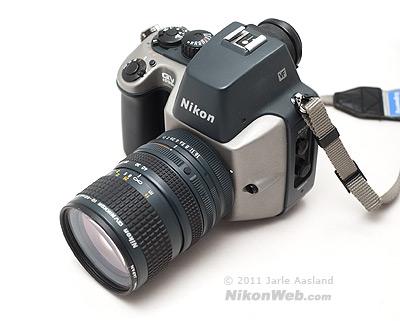 neternity: history of nikon's european digital imaging