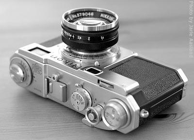 Nikon S2 Rangefinder - NikonWeb com